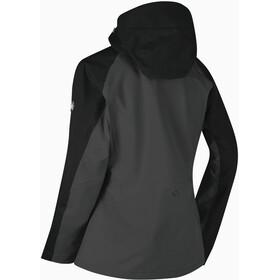 Regatta Birchdale - Veste Femme - gris/noir